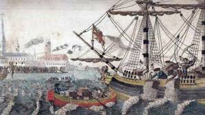 Small Picture The Importance of the Boston Tea Party Independence Day