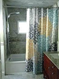 shower curtain lengths black australia