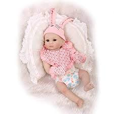 <b>Npkdoll Reborn Baby</b> Doll Soft Simulation <b>Silicone</b> Vinyl Full Body ...