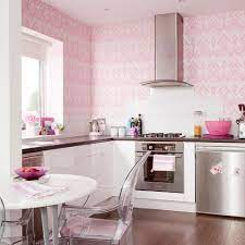 Pink kitchen ideas – from cabinets in ...