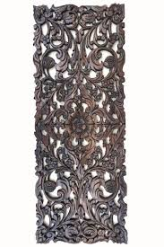 import collection cherry blossom wall decor pier one 53 inspirational gallery of fl wood carved wall