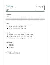 Professional Membership On Resumes Professional Memberships On Resume Resume Examples Great Resume