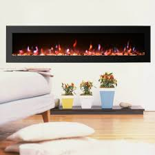 gmhome electric fireplace wall mounted freestanding heater