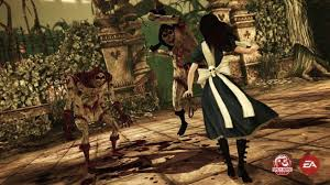 alice madness returns in  the storyline of alice madness returns is as follows