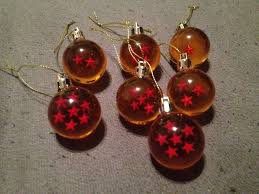 Dragon Ball Christmas Ornament by Squall85 on DeviantArt