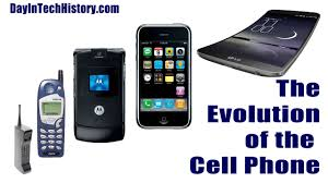 When Was The Cell Phone Invented Evolving The Cell Phone 1973 To 2014 Day In Tech History