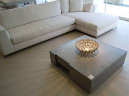 Cb2 Round Coffee Table Concrete Coffee Table Cb2 Outdoor Round Rowan Cement Miami And End