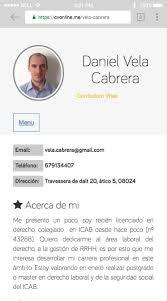 Curriculum Vitae Online Soa World