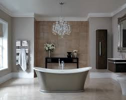 remarkable bathroom crystal chandelier and 20 gorgeous bathroom crystal chandeliers home design lover