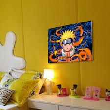 naruto bedroom decor an anime themed