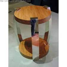 jj11 china stainless steel round wood