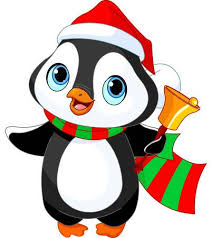 animated christmas penguins. Delighful Penguins Cute Christmas Penguin With Jingle Bell Stock Vector  34109929 In Animated Penguins P