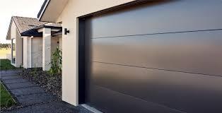 flat panel garage doorSierra Flat Panel Garage Door  Dominator