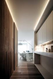 indirect lighting design. lighting and maybe storage space for the laundry room loft mm by c architects designed as an accessible home a wheelchair user indirect design