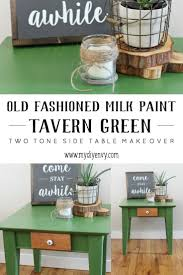 green painted furniture. Have You Heard Of Tavern Green Milk Paint Or Tung Oil Before? Painted Furniture