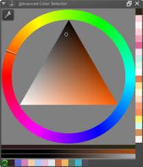 Advanced Color Selector Krita Manual Version 4 2 0