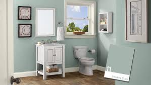 Bathroom  Bathroom Colors Black And White Bathroom Ideas Bathroom Wall Color Ideas
