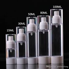 Decorative Spray Bottle 100ml 100ml Airless BottleCosmetic PackageCosmetic ContainerPump 69