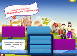 Grammar Punctuation English Grammar Punctuation Marks Game Application