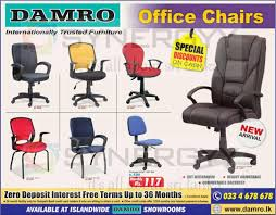 Damro Office Chairs Special Offers U2013 March 2013 « SynergyYOffice Chairs For Sale In Sri Lanka