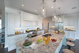 ice granite gray kitchen