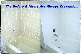 how to paint a fiberglass shower fiberglass bathtub painting tub refinishing painting fiberglass tub shower unit
