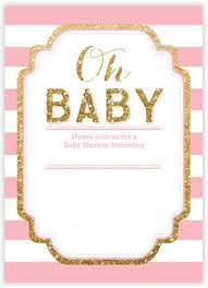 Baby Shower Invitations Template Free Online Baby Shower Invitations Templates 7 Templates
