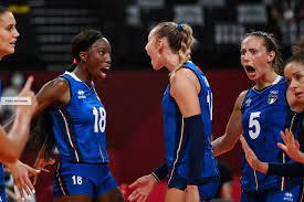 Olimpiadi | Volley femminile, Italia - Serbia