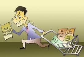 Kết quả hình ảnh cho quy định pháp luật về thuế suất thuế thu nhập cá nhân