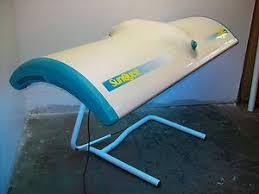 Lightweight and convenient, the SunQuest 2000S tanning canopy ...