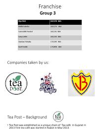 EGV - Franchise | Franchising | Royalty Payment