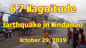 The strongest earthquake in philippines for 2021 had a magnitude of 7. Deadly M 6 6 Earthquake Strikes The Philippines Near Mindanao