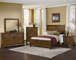 Taylors Loft - Oak Bedroom Set Vaughan Bassett Furniture