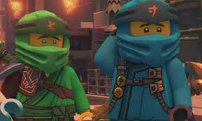LEGO NINJAGO Season 11 premieres today in the USA