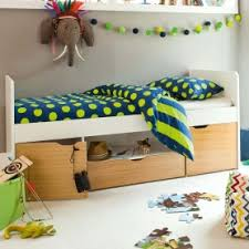 Southside Childs Wooden Cabin Bed, Childs Oak Cabin Bed, Childrens Wooden Cabin  Bed,