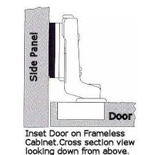inset cabinet hinges. European Cabinet Concealed Hydraulic Soft Close Inset Hinge For Frameless Hinges E