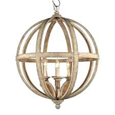 world market light fixtures large metal orb large round wooden orb 4 light chandelier world market world market light fixtures wood bead chandelier