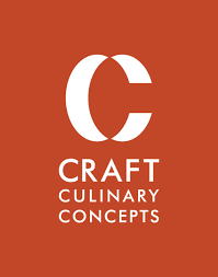 Culinary Design Concepts Craft Culinary Concepts Branding Identity Bar Napkin