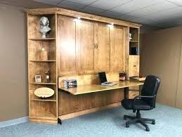 murphy bed office desk. Fine Office Murphy Bed Office Desk Combo Inside Heavy Front King With Remodel 6 And E