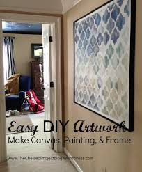 large wall paintingsBig Wall Art Refresh Your Home With Wall Art From The Pottery