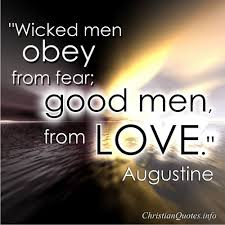 Christian Man Quotes Best Of Augustine Quote Wicked Men ChristianQuotes