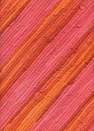 pink and white striped rug uk orange stock photo ac
