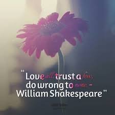 Quotes On Love And Trust