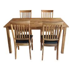 Solid Wood Dining Room Tables And Chairs Furniture Confortable Dining Rooms Also Dining Table With Chair In