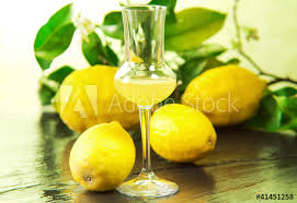 limoncello glass with fresh lemons on lemon lime wall art with limoncello posters wall art prints buy online at europosters