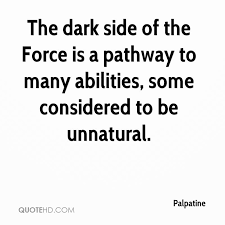 Palpatine Quotes QuoteHD Awesome Palpatine Quotes