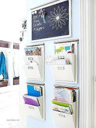 decorative wall organizer ornament painting ideas calendar file