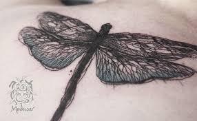 Vazka Tetování Medusa Tattoo Originální Tetování Frýdek Místek