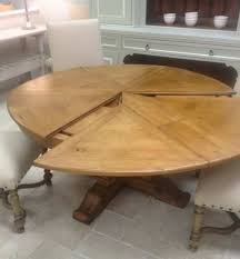 modern impressive solid wood round kitchen table cool kitchen interior with regard to awesome round extendable dining