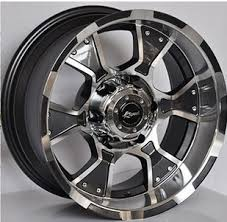 Pickup rims 16x8' lufeng X6 / by 8 / jiangling pickup truck wheels ...